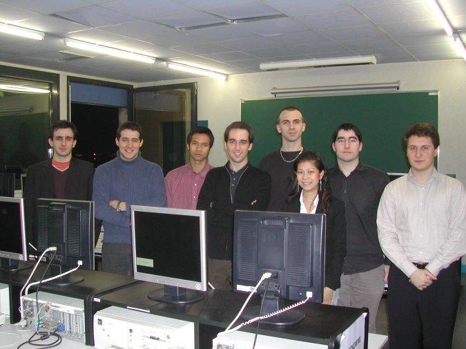 L'équipe du laboPM